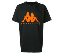 T-Shirt mit Kappa-Logo