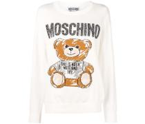 Sweatshirt mit Teddy