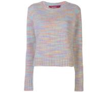 'Xie' Intarsien-Pullover