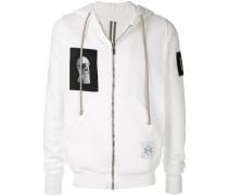 Thayat zipped hoodie