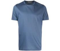T-Shirt aus Satin-Jersey