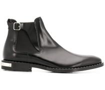 Chelsea-Boots mit Schnalle
