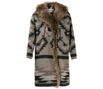 Mantel mit Aztekenmuster
