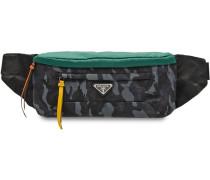 camoouflage nylon belt bag