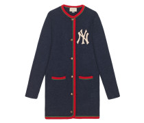 Cardigan mit 'NY Yankees™-Patch