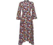 Kleid aus Seidencrêpe