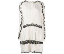 Kleid mit Spitzendetails
