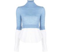 'Nina' Pullover im Layering-Look