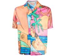 'Lady on the Beach' Hemd