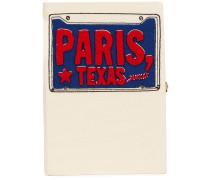 'Paris Texas' Clutch
