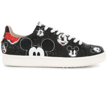 lace up Mickey sneakers