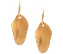 Ohrringe im Blattdesign