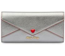 Portemonnaie mit Love-Logo