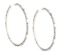 Romi hoop earrings