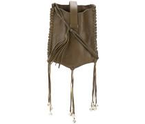 tassel detail crossbody bag
