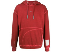 A-COLD-WALL* Kapuzenpullover mit Logo-Patch