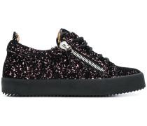 'Gail' Sneakers mit Glitter-Effekt