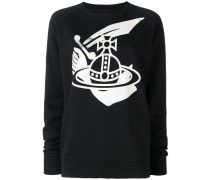 Sweatshirt mit Orb-Print