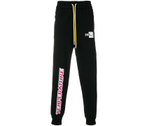 Temperature track pants