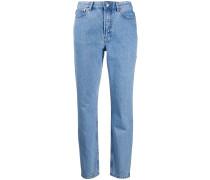 A.P.C. Tief sitzende Boyfriend-Jeans