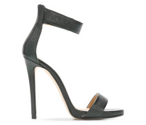 ankle strap high sandals
