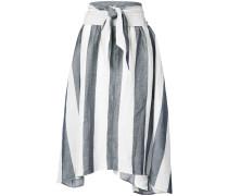 Cosmos Convertible striped dress