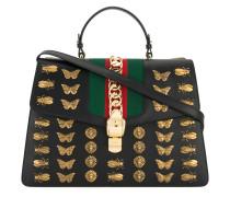 'Sylvie' Handtasche mit Tier-Nieten