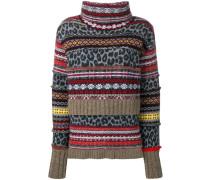 patchwork jumper