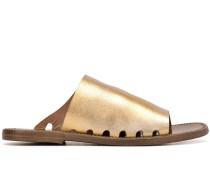 Loafer mit offener Kappe