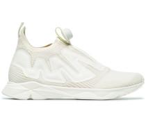 White Pump Supreme Sneakers