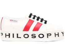 Superga x Philosophy di Lorenzo 'Serafini' Flatform-Sneakers