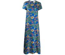 'Swing' Kleid mit Print