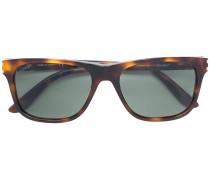 tortoiseshell frame sunglasses