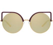 Sonnenbrille im Cat-Eye-Design