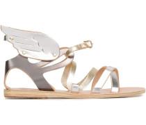 'Nephele' Sandalen mit Flügel-Detail