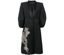 phoenix and dragon embellished dress