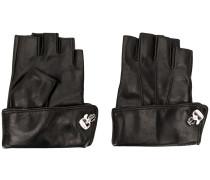 'K/Ikonik' Handschuhe mit Pins