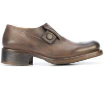Oxford-Schuhe mit Knopf