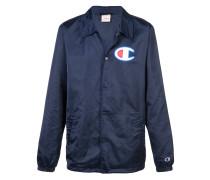 coach longsleeved jacket