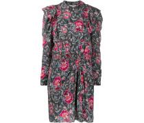 'Yoana' Kleid mit Print
