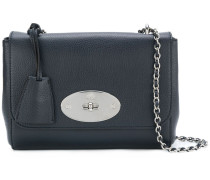 twist-lock chain handbag