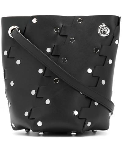 Proenza Schouler Damen mini studded Hex bag Kaufen Billig epzqvi6