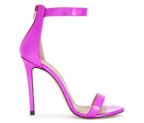 ankle-strap stiletto sandals