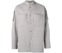 Gesteppte Hemdjacke