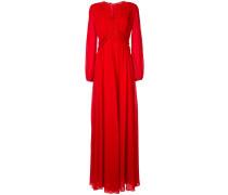 'Deep Rouge' Kleid