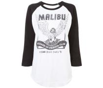 "Langarmshirt mit ""Malibu""-Print"