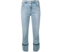 'Ruby' Jeans mit schmalem Bein