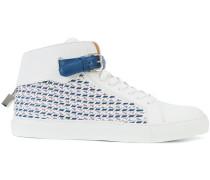 '100MM Weave' High-Top-Sneakers
