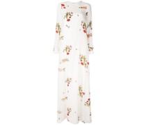 'Soiree' Kleid mit Blumen-Print