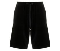 Nicki-Shorts mit aufgesticktem Logo